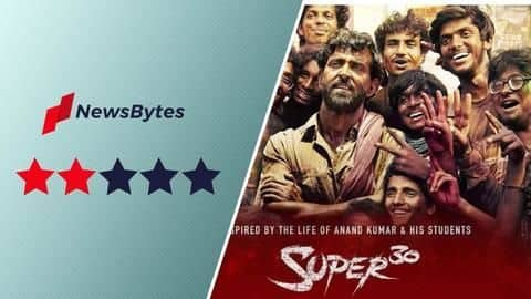 'Super 30' review: Too much drama, abrupt plot, lukewarm performance