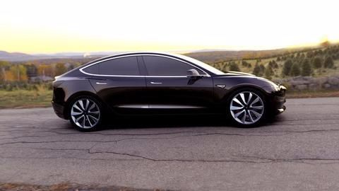 All about Tesla's Model 3!