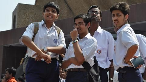 Delhi-CBSE rejects relaxation of rules for Class 10 students