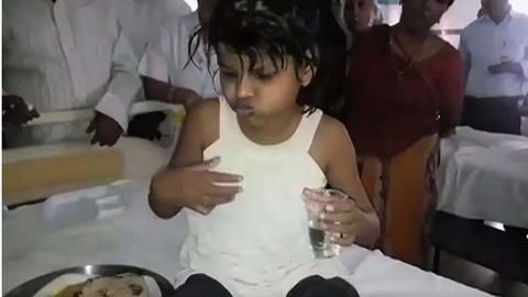 Doctors say Mowgli-girl not mentally challenged