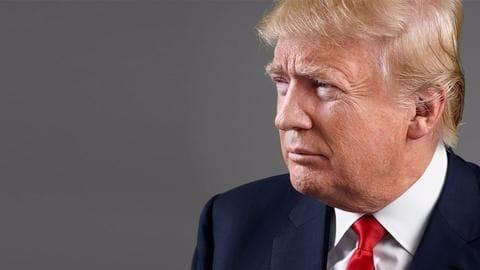 President Trump resigns from Trump Organization