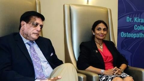 Kiran Patel: The Indian-American who donated $200 million to Florida