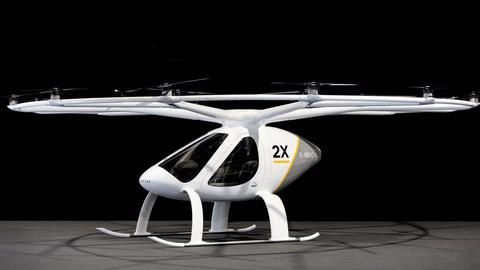 This electric multicopter to hit Dubai skies, soon!