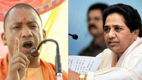 EC bans Adityanath, Mayawati from campaigning for 72hrs and 48hrs