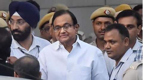 "Chidambaram ""offers"" to remain in CBI custody till September 2"