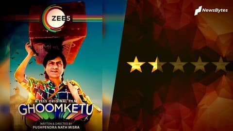 'Ghoomketu' review: A senseless and unnecessary film
