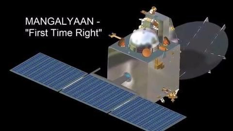 Mangalyaan: India's Mars Orbiter Mission completes 1000 Earth days