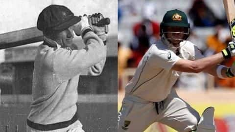 Comparing Sir Don Bradman and Steve Smith in Ashes