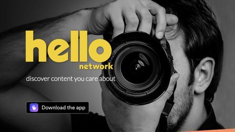 Orkut founder's app Hello, now available for India
