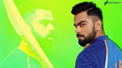 Kohli completes 11 years in international cricket, shares special post