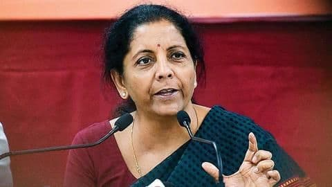 PMC crisis: Nirmala Sitharaman says she'll talk to RBI Governor