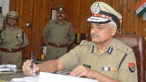 New UP DGP: Will prioritize unbiased policing and crush 'goondagardi'
