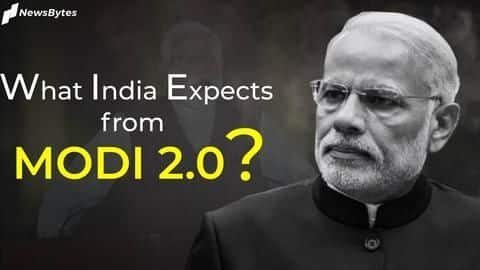 What India expects from Modi 2.0?