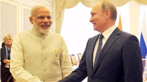 Russian wants to cooperate with India over Afghanistan