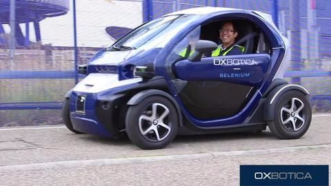 Self-driving cars set to deliver groceries