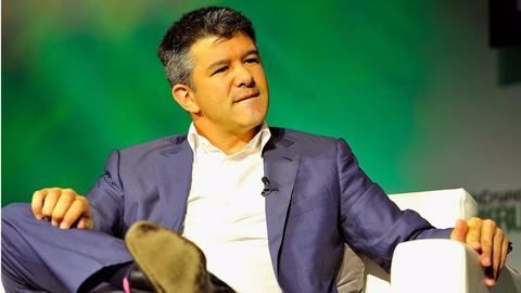 Uber founder Travis Kalanick resigns as CEO