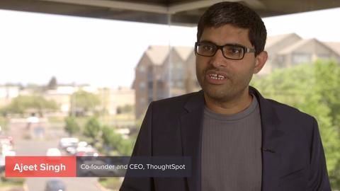 ThoughtSpot gets $60 million more for its AI technology