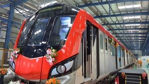 Lucknow gets its own metro