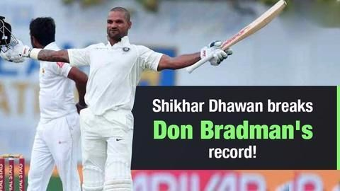 Records broken during India-Sri Lanka first test match