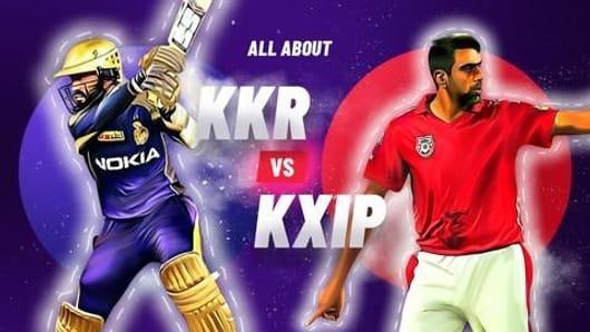 KKR vs KXIP: Which team will win tonight?