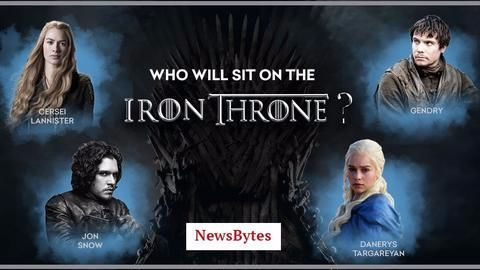 Who will sit on 'Iron Throne'?