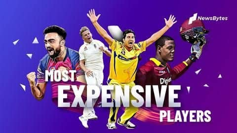 The most expensive buys of 2019 IPL auction