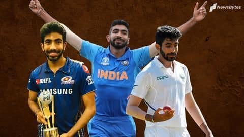 Happy Birthday Jasprit Bumrah: Records, top moments and more!