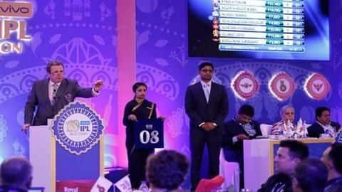 All the action from Day-1 of IPL Auctions