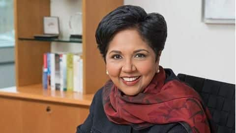 Indra Nooyi is ICC's 1st independent female director