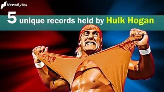 WWE: Top records held by Hulk Hogan