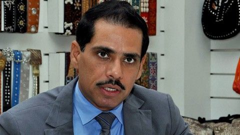 'Robert Vadra was allocated land because of his VIP status'