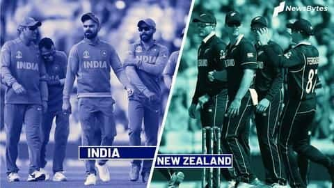 India vs New Zealand: Records that can be scripted tonight
