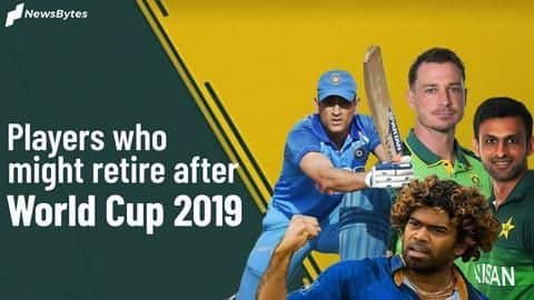 These players might retire post the ICC World Cup 2019
