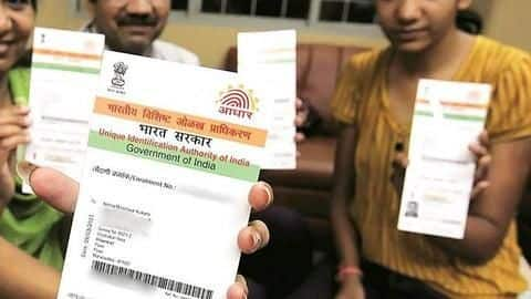 Centre takes back December 31 deadline for Aadhaar-bank account linking