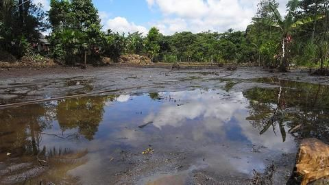Fracking in the Amazon