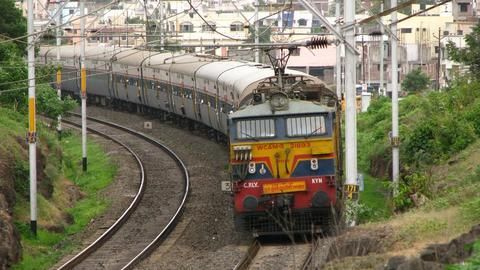 Drunk driving at the Indian railways