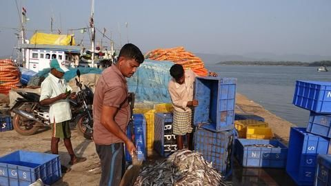 Pakistan releases Indian fishermen