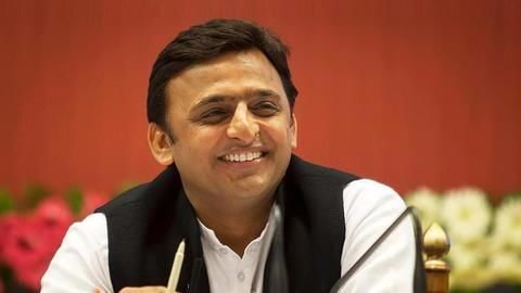 Akhilesh elected as National President of SP for 5 years