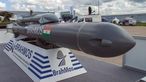 Extended range BrahMos to be tested
