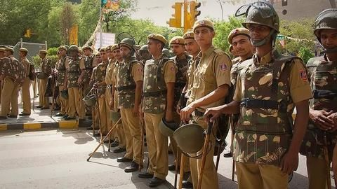 Food poisoning makes 400 CRPF jawans sick
