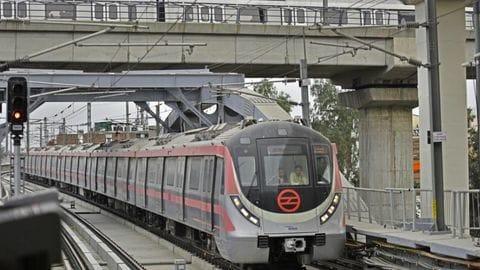 Delhi Metro's Pink Line to start running from this week