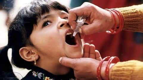 India facing polio risk from neighbours