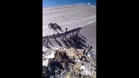 Purported video emerges of Indian, Chinese troops clashing at Ladakh
