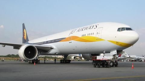 Panic after Jet Airways flight loses contact