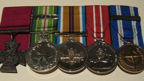 Govt to procure medals for soldiers