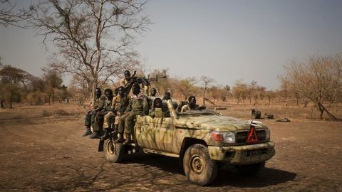 Indian engineers abducted in South Sudan