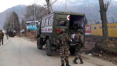 J&K: 3 civilians killed trying to protect terrorists
