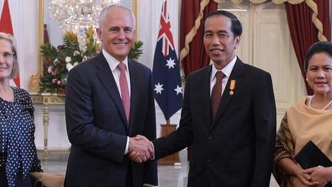Australia-Indonesia relations