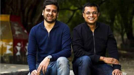 Flipkart co-founders diversify, acquire new venture