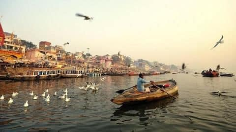 After 32 years of cleaning, how dirty is Ganga today?